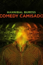 Poster Hannibal Buress: Comedy Camisado 2016