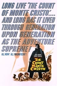 Poster The Count of Monte Cristo 1961