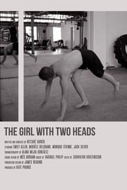 La chica con dos cabezas