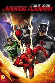 La Ligue des Justiciers : Le Paradoxe Flashpoint movie