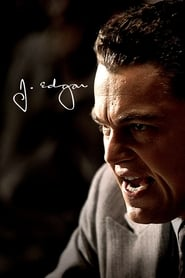 Poster for the movie, 'J. Edgar'