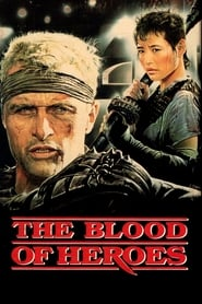 Poster The Blood of Heroes 1989