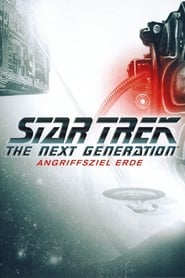 Filmcover von Star Trek The Next Generation - Angriffsziel Erde