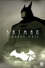 Poster Batman: Strange Days 2014