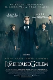 The Limehouse Golem [2016][Mega][Castellano][1 Link][720p]
