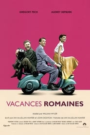 Vacances romaines en streaming