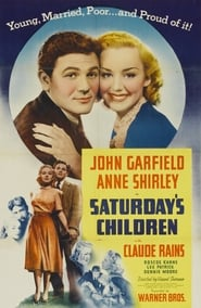 Saturday's Children plakat