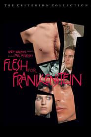 Poster Flesh for Frankenstein 1973