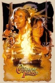 Poster Cutthroat Island 1995