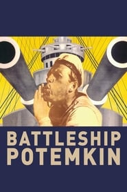 Poster Battleship Potemkin 1925
