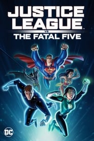 Justice League vs. the Fatal Five (2019) 720p WEB-DL x264 650MB Ganool