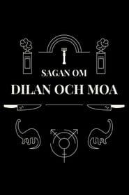 Poster Sagan om Dilan och Moa 2020