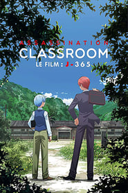 Poster Assassination Classroom The Movie: 365 Days 2016