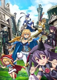 Operation Han-Gyaku-Sei Million Arthur (2018) poster