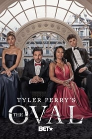 Poster Tyler Perry's The Oval 2020