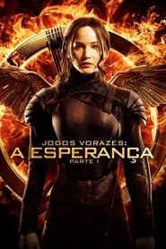 The Hunger Games: Mockingjay - Del 1