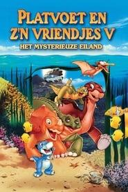 Platvoet en z'n vriendjes V – Het mysterieuze eiland (1997)
