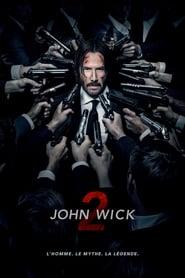 Poster John Wick 2 2017