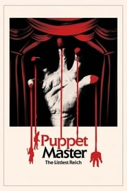 Poster for Puppet Master: The Littlest Reich