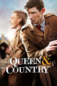 Poster for Queen & Country