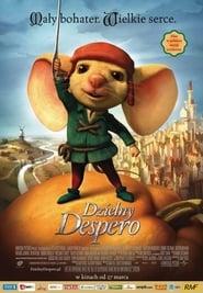 Dzielny Despero (2008) Online Lektor PL