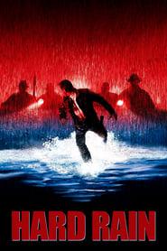 Poster Hard Rain 1998