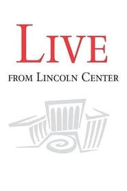 Live from Lincoln Center 1976