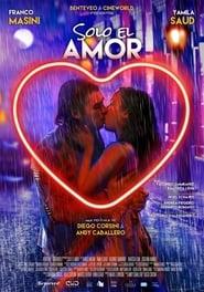 Poster Solo el amor