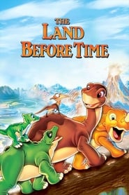Poster The Land Before Time 1988