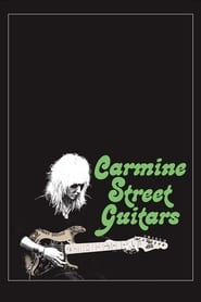 Poster Carmine Street Guitars
