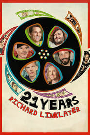 Poster for 21 Years: Richard Linklater
