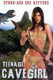 Poster Teenage Cavegirl 2004