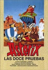 Astérix y Las 12 Pruebas