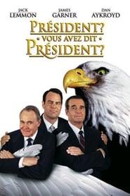 Président ? Vous avez dit président ?