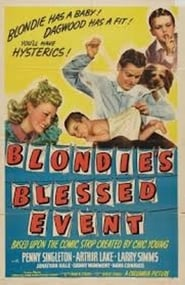 Blondie's Blessed Event