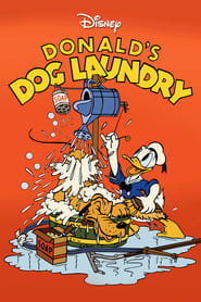 Poster Donald's Dog Laundry 1940