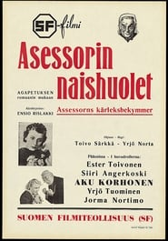 Asessorin naishuolet 1937
