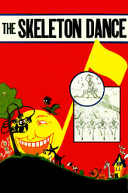 Poster for The Skeleton Dance
