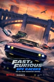 Fast & Furious Spy Racers - Season 1 Episode 1 : Born a Toretto