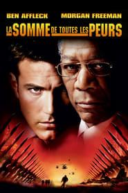 Poster La Somme de toutes les peurs 2002