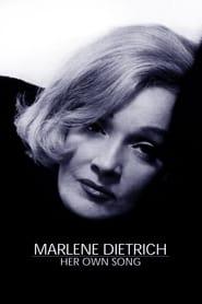 Marlene Dietrich: Her Own Song (2002)