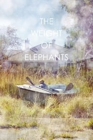 Poster The Weight of Elephants 2013