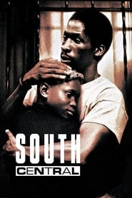 Poster South Central 1992