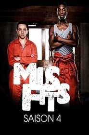 Misfits: Saison 4