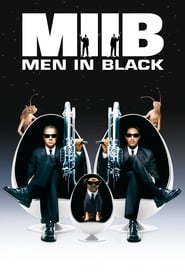 Poster for Men in Black II