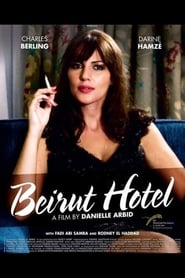 Poster Beirut Hotel 2011