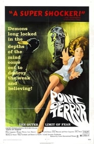 Affiche de Film Point of Terror