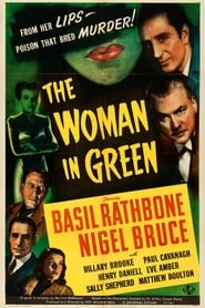 Poster The Woman in Green 1945