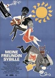 Poster My Girlfriend Sybille 1967