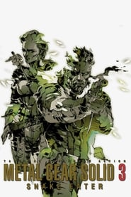 Poster of Metal Gear Solid 3: Snake Eater